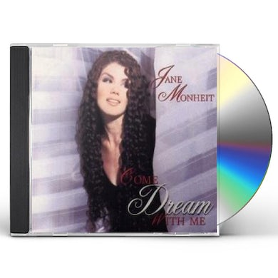 Jane Monheit COME DREAM WITH ME CD