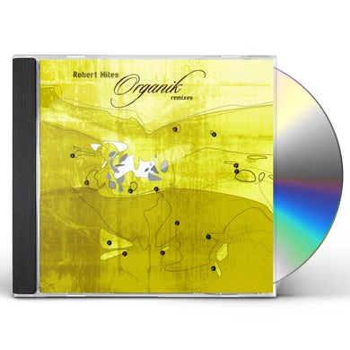 ORGANIK REMIXES CD