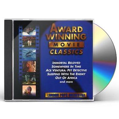 London Pops Orchestra AWARD WINNING MOVIE CLASSICS CD