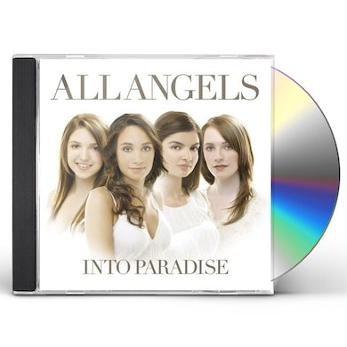 All Angels INTO PARADISE CD