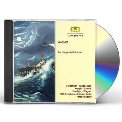 Ferenc Fricsay WAGNER: DER FLIEGENDE HOLLANDER CD