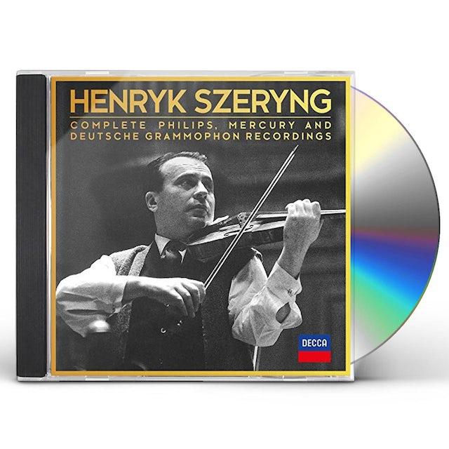 Henryk Szeryng COMPLETE EDITION CD