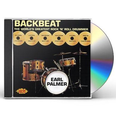 Earl Palmer WORLD'S GREATEST DRUMMER EVER CD