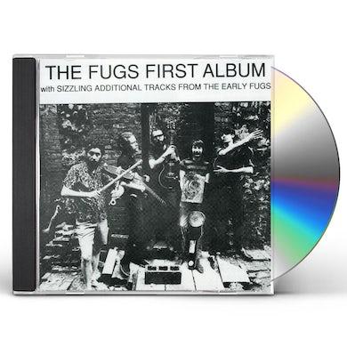 Fugs FIRST ALBUM CD