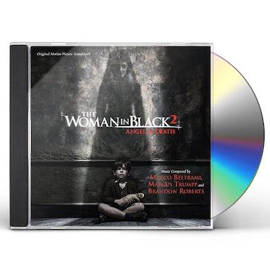 Marco Beltrami WOMAN IN BLACK 2: ANGEL OF DEATH (SCORE) / Original Soundtrack CD