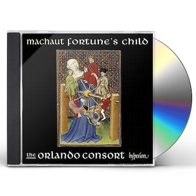 Orlando Consort MACHAUT: FORTUNE'S CHILD CD
