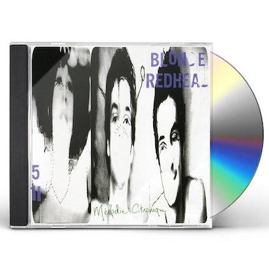 Blonde Redhead MELODIE CITRONIQUE CD