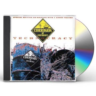 Corrosion Of Conformity TECHNOCRACY CD