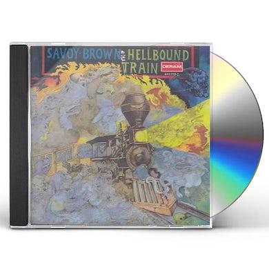 Savoy Brown HELLBOUND CD