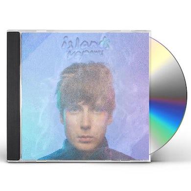 Islands VAPOURS CD