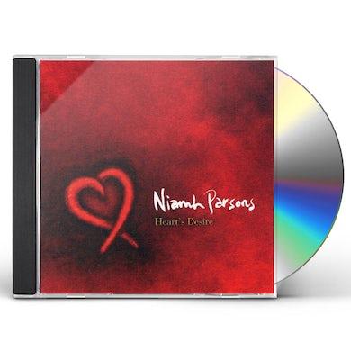 Niamh Parsons HEART'S DESIRE CD
