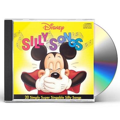 Disney Silly Songs (Jewel) CD