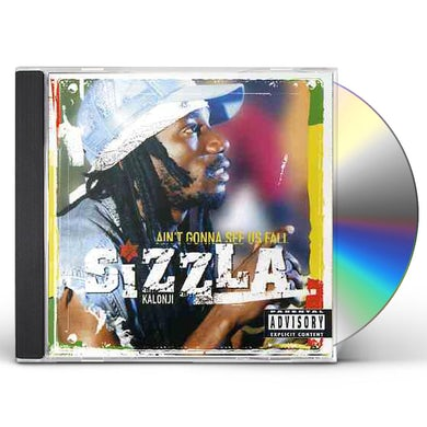 Sizzla AIN'T GONNA SEE US ALL CD