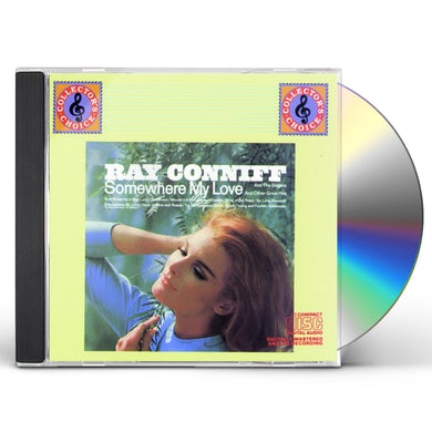Ray Conniff SOMEWHERE MY LOVE CD