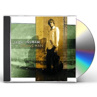 Jack Ingram YOUNG MAN CD