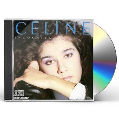 Celine Dion INCOGNITO CD