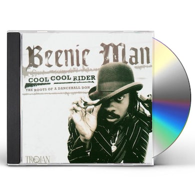 Beenie Man COOL COOL RIDER: THE ROOTS OF A DANCEHALL DON CD