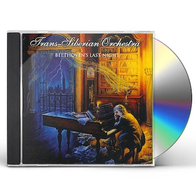 Trans-Siberian Orchestra BEETHOVEN'S LAST NIGHT CD