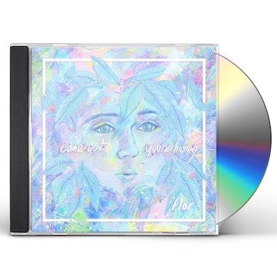 Flor COME OUT YOU'RE HIDING CD