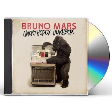 Bruno Mars UNORTHODOX JUKEBOX CD