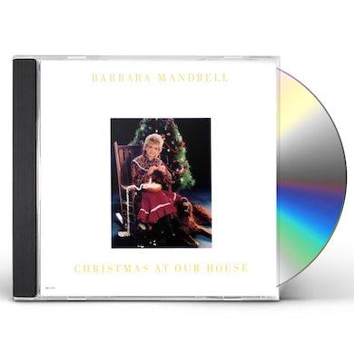 Barbara Mandrell CHRISTMAS AT OUR HOUSE CD
