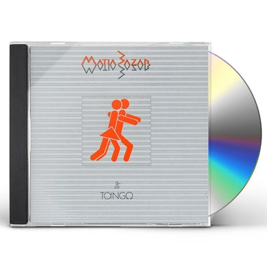 MATIA BAZAR TANGO CD