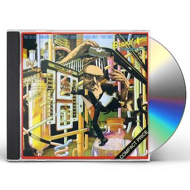 Brand X PRODUCT CD