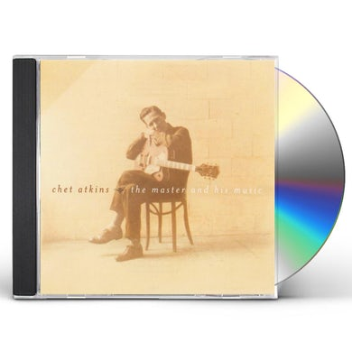 Chet Atkins MASTER & HIS MUSIC CD