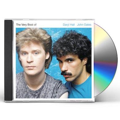 Hall & Oates VERY BEST OF DARYL HALL & JOHN OATES CD