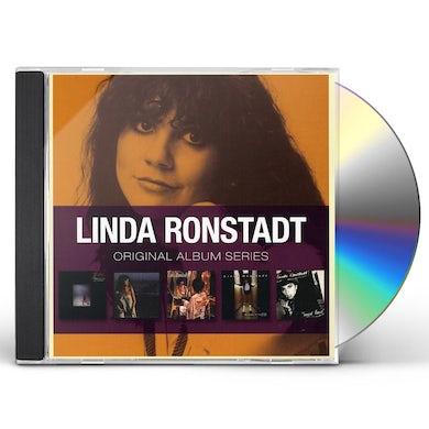 Linda Ronstadt ORIGINAL ALBUM SERIES CD