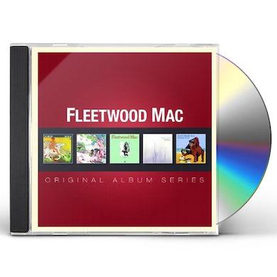 Fleetwood Mac ORIGINAL ALBUM SERIES CD