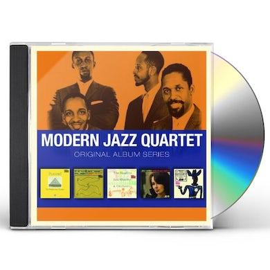 The Modern Jazz Quartet ORIGINAL ALBUM SERIES CD