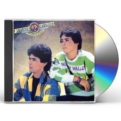 Leandro & Leonardo V.1 CD