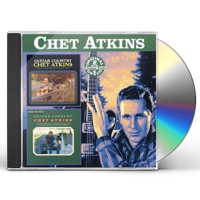 Chet Atkins GUITAR COUNTRY / MORE OF THAT GUITAR COUNTRY CD