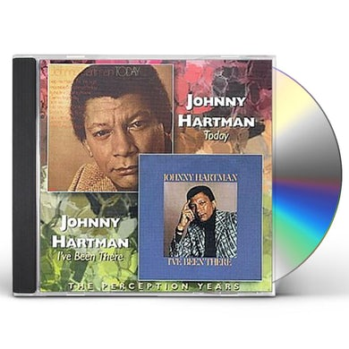 Johnny Hartman TODAY / I'VE BEEN THERE CD