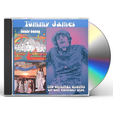 Tommy James CHRISTIAN OF THE WORLD CD