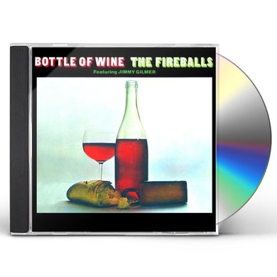 Fireballs BOTTLE OF WINE CD