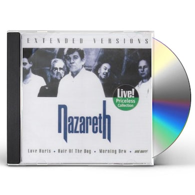 Nazareth EXTENDED VERSIONS CD