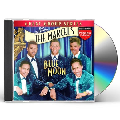 Marcels BLUE MOON CD