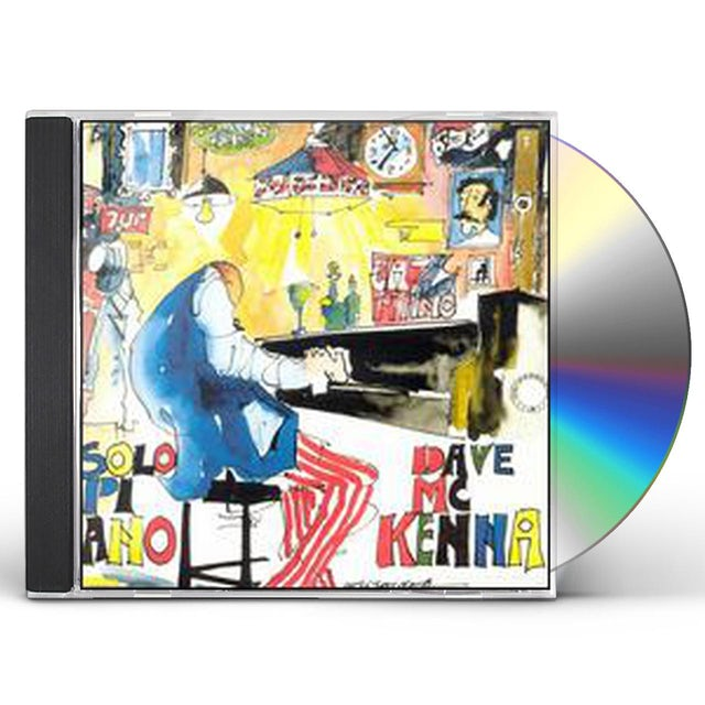 Dave McKenna SOLO PIANO CD