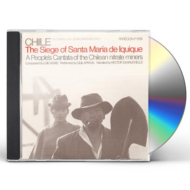 CHILE: SEIGE OF SANTA MARIA DE IQUIQUE CD