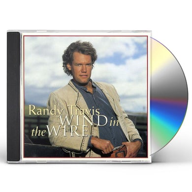 Randy Travis WIND IN THE WIRE CD