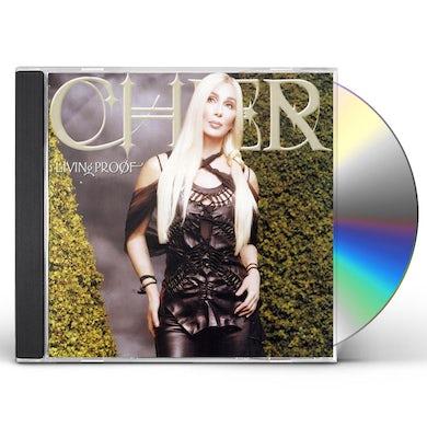 Cher LIVING PROOF CD