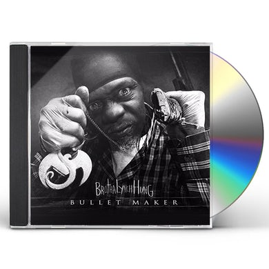Brotha Lynch Hung BULLET MAKER CD