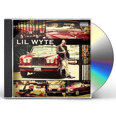 Lil Wyte CD