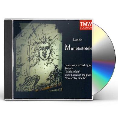 Eric Lunde MIMEFISTOFELE CD