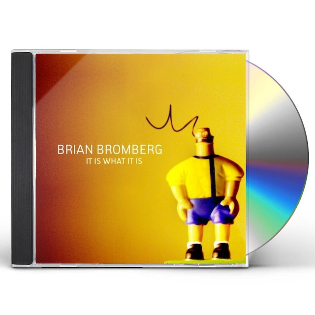 Brian Bromberg IT IS WHAT IT IS CD
