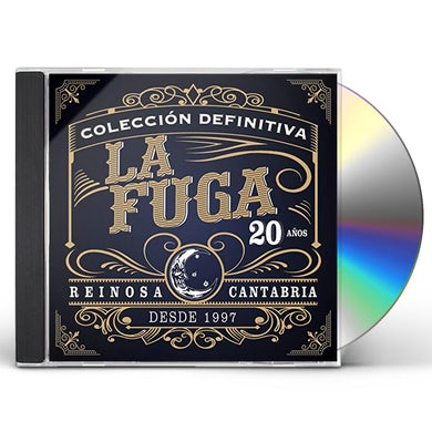 La Fuga COLECCION DEFINITIVA: 20 ANOS CD