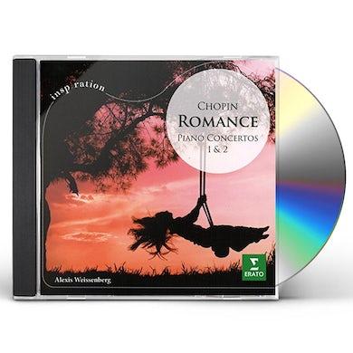 F. Chopin ROMANCE: PIANO CONCERTOS CD