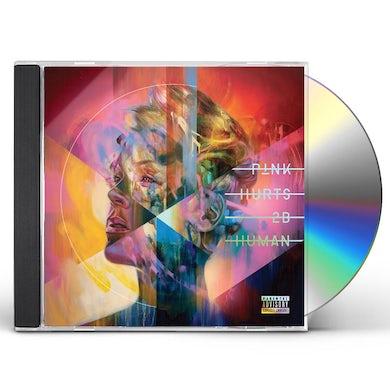 Pink HURTS 2B HUMAN CD